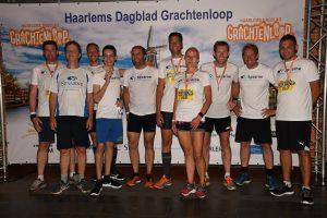 Grachtenloop Haarlem 2017